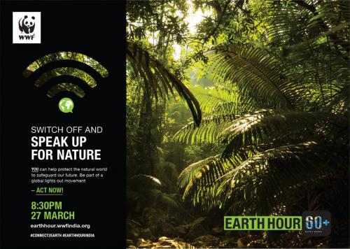 Speak Up for disappearing Forests